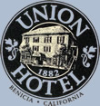 The Union Hotel Logo